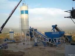 Бетонный завод производство Турция - фото 5