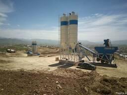 Бетонный завод производство Турция - фото 8