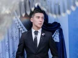 Slim men suits from Uzbekistan - photo 2