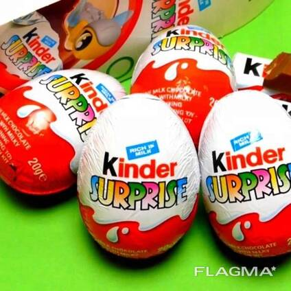 Best offer for kinder joy
