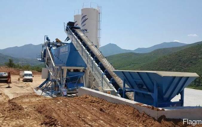 Бетонный завод производство Турция
