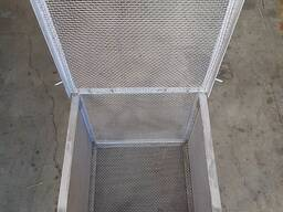 Crimped steel wire mesh and products made of it - фото 5