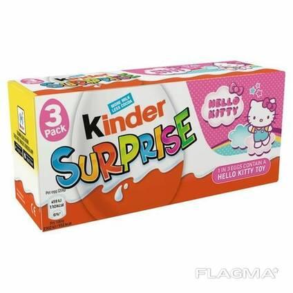Ferrero Kinder Surprise, Kinder Joy, Kinder Buenos,