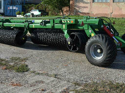"""Hydraulic foldable roller """"Land Roller"""" - photo 5"""