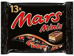 Mars chocolate bar 10-pack 450g