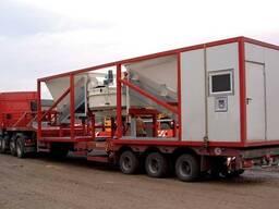 Мобильный Бетонный завод SUMAB K-80 (80 м3/час) Швеция