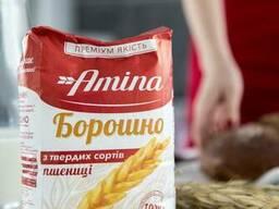 Мука из твердых cортов пшеницы