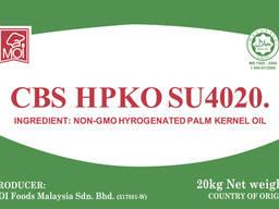 Пальмоядровое гидрогенизированное масло