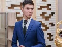 Slim men suits from Uzbekistan - photo 8