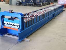 Stroj za oblikovanje strešnih plošč 1125