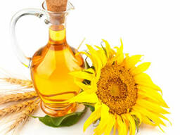 Sunflower, soybean oil