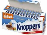 Top German Knoppers 25g, Milka Chocolates 100g and 300g for - photo 1